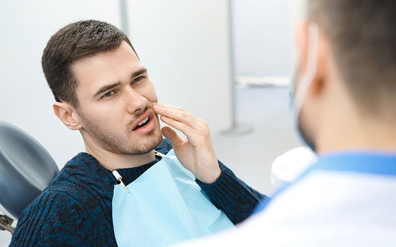 emergencies dentist in maple ridge